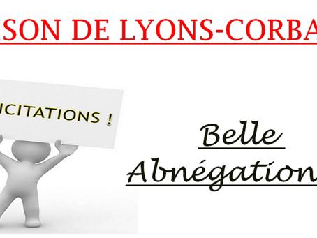 Prison de Lyon-Corbas : Belle abnégation !!!