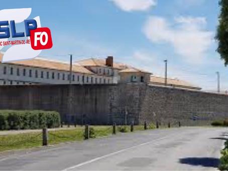 Prison de Saint-Martin-de-Ré : Il n'y a pire sourd(e) que celui (ou celle) qui ne veut rien entendre
