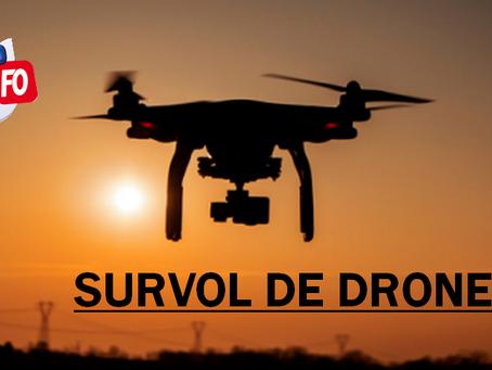 Prison de Fleury-Mérogis : Survol de drones