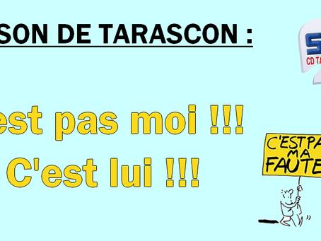 Prison de Tarascon : C'est pas moi !!! C'est lui !!!