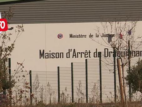 Prison de Draguignan : Manifestation