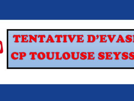 Prison de Toulouse-Seysses : Tentative d'évasion !