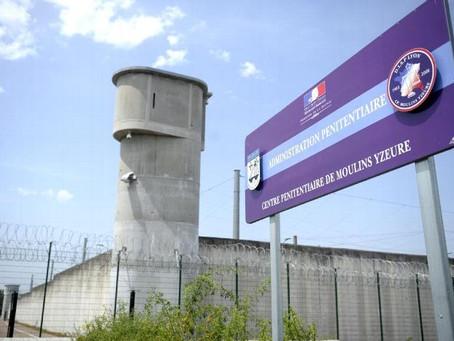 Prison de Moulins : Améliorations de Conditions de Travail 2018