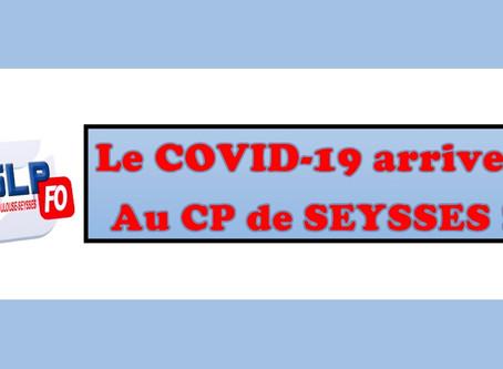 Prison de Toulouse-Seysses : Le COVID-19 arrive !