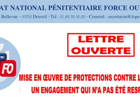 Mise en œuvre de protections contre le COVID-19 : Un engagement qui n'a pas été respecté !