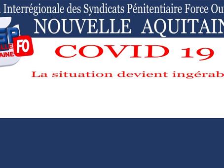 COVID-19 : La situation devient ingérable