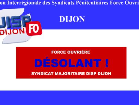 DISP de Dijon : Désolant !