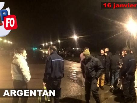 Prison de Argentan : MERCI
