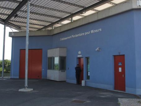 Prison de Porcheville : 2018 démarre comme 2017 a fini !!! Encore des agents touchés