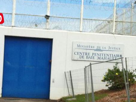 Prison de Baie-Mahault : Un suppo de plus...