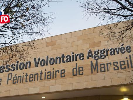 Prison de Marseille : Agression volontaire aggravée !!!