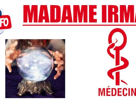 Prison de Draguignan : Madame Irma