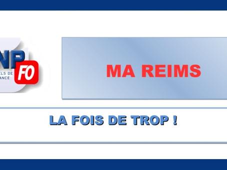 Prison de Reims : La fois de trop !
