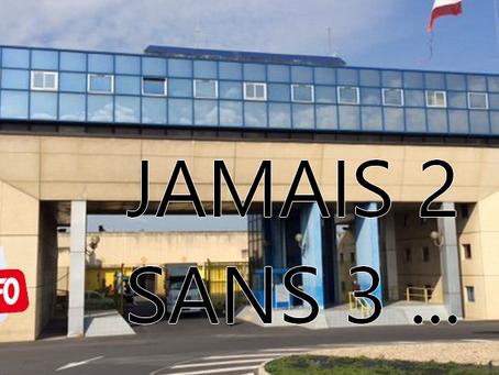 Prison de Val-de-Reuil : Jamais 2 sans 3 ...