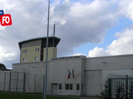 Prison de Lyon-Corbas : Déclaration préliminaire du CTS du 24 Janvier 2020 Mépris du dialogue social