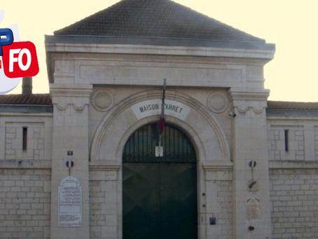 Prison de Besançon : Remerciements aux personnels