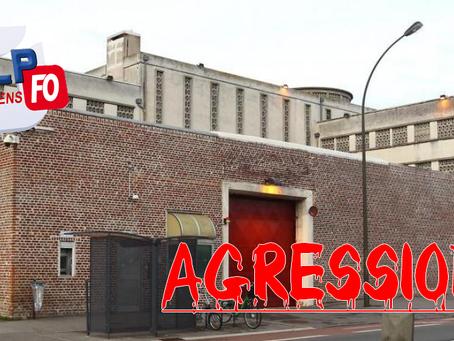 Prison d'Amiens : Lâche Agression