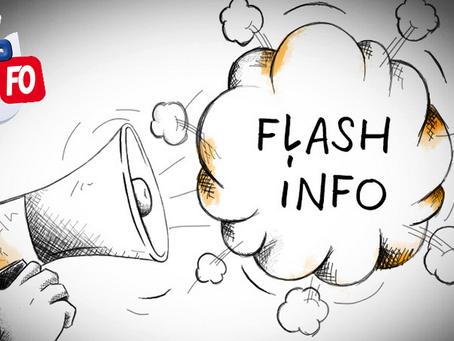 Prison de Maubeuge : Flash Info Service des Agents