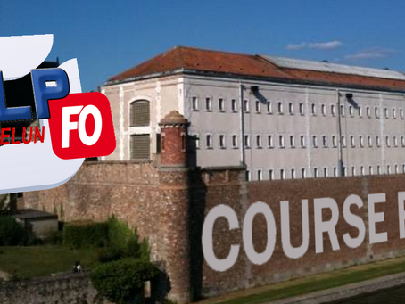 Prison de Melun : Course folle !!!