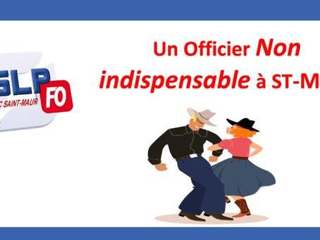 Prison de Saint-Maur : Un officier NON indispensable à la Maison Centrale