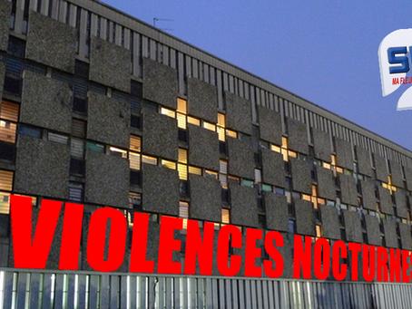 Prison de Fleury-Mérogis : Violences nocturnes !