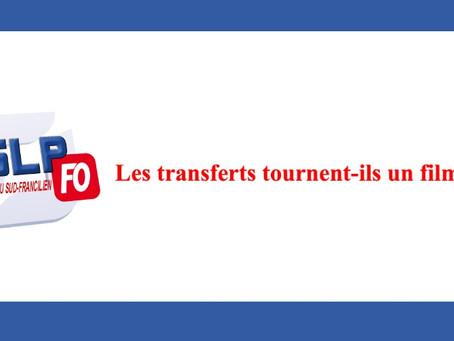 Prison de Réau : Les transferts tournent-t-il un film ?