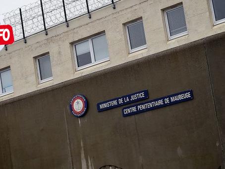 Prison de Maubeuge : Projections
