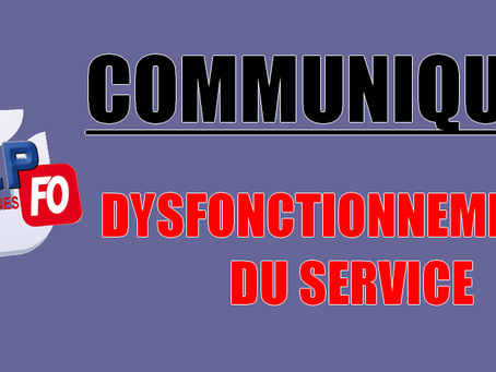 Prison d'Aix-Luynes : Dysfonctionnements du service