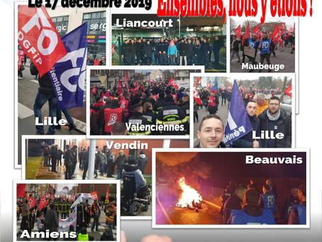 Mobilisation Hauts-de-France : Bravo !