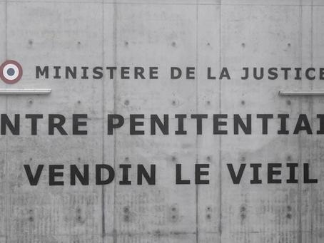 Prison de Vendin-le-Vieil : Haute tension