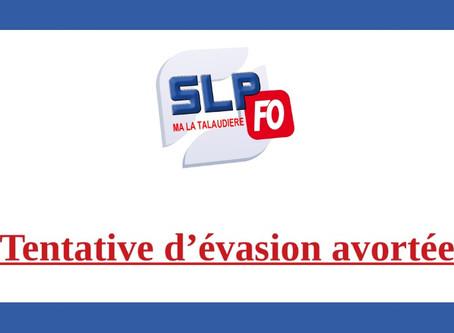 ELSP de Saint-Étienne La Talaudière : Tentative d'évasion avortée