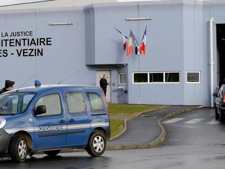 Prison de Rennes-Vezin : Mutinerie