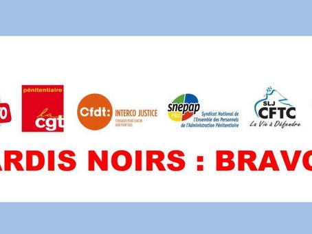 Mardis Noirs : Bravo !!!