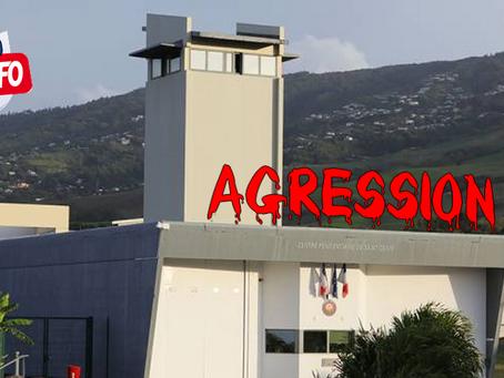 Prison de Saint-Denis : Agression au Q.A