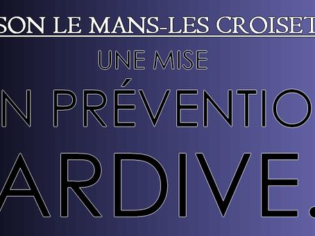 Prison Le Mans-Les Croisettes : Une mise en prévention à retardement...
