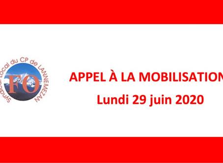Prison de Lannemezan : Appel à la mobilisation Lundi 29 Juin 2020