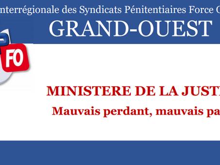 DI de Rennes : Ministère de la Justice, mauvais perdant, mauvais payeur
