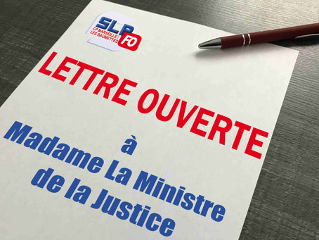 Prison de Marseille : Lettre ouverte à Madame Le Ministre de la Justice