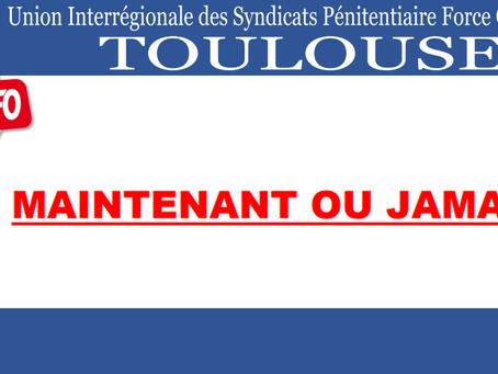 DI de Toulouse : Maintenant ou jamais