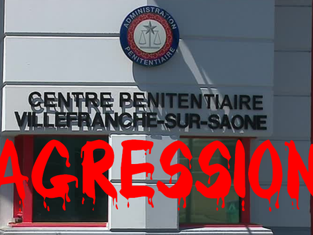 Prison de Villefranche-sur-saône : Tentative de meurtre au QI