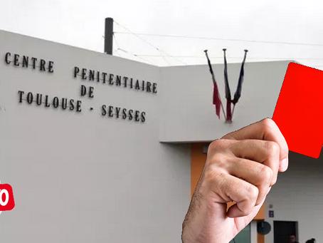 Prison de Toulouse-Seysses : Un mercredi noir sous haute tension