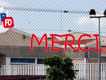 Prison d'Albi : À tous, Merci