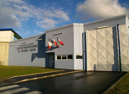 Prison de Rennes-Vezin : RIDICULE...Une fois de plus !