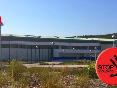 Prison de Draguignan : Agression