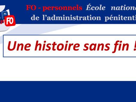 ENAP : Une histoire sans fin !!!