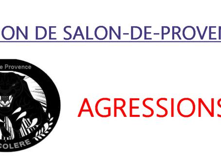 Prison de Salon-de-Provence : Agressions !!!