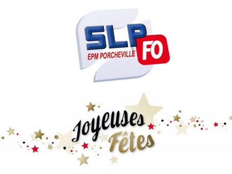 Prison de Porcheville : Joyeuses fêtes