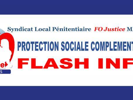Prison de Nevers : Protection sociale complémentaire