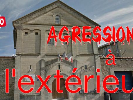 Prison de Châlons-en-Champagne : Agression à l'extérieur