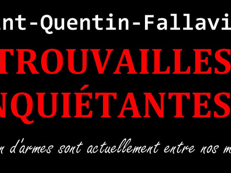 Prison de Saint-Quentin-Fallavier : Trouvailles inquiétantes !